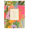 Rifle Paper Co. Garden Party Folded Thank You Cards Boxed Set - GREER Chicago Online Stationery Shop
