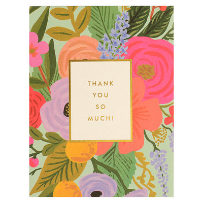 Garden Party Folded Thank You Cards Boxed Set Rifle Paper Co.  - GREER Chicago