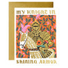 Rifle Paper Co. Knight in Shining Armor Greeting Card - GREER Chicago Online Stationery Shop