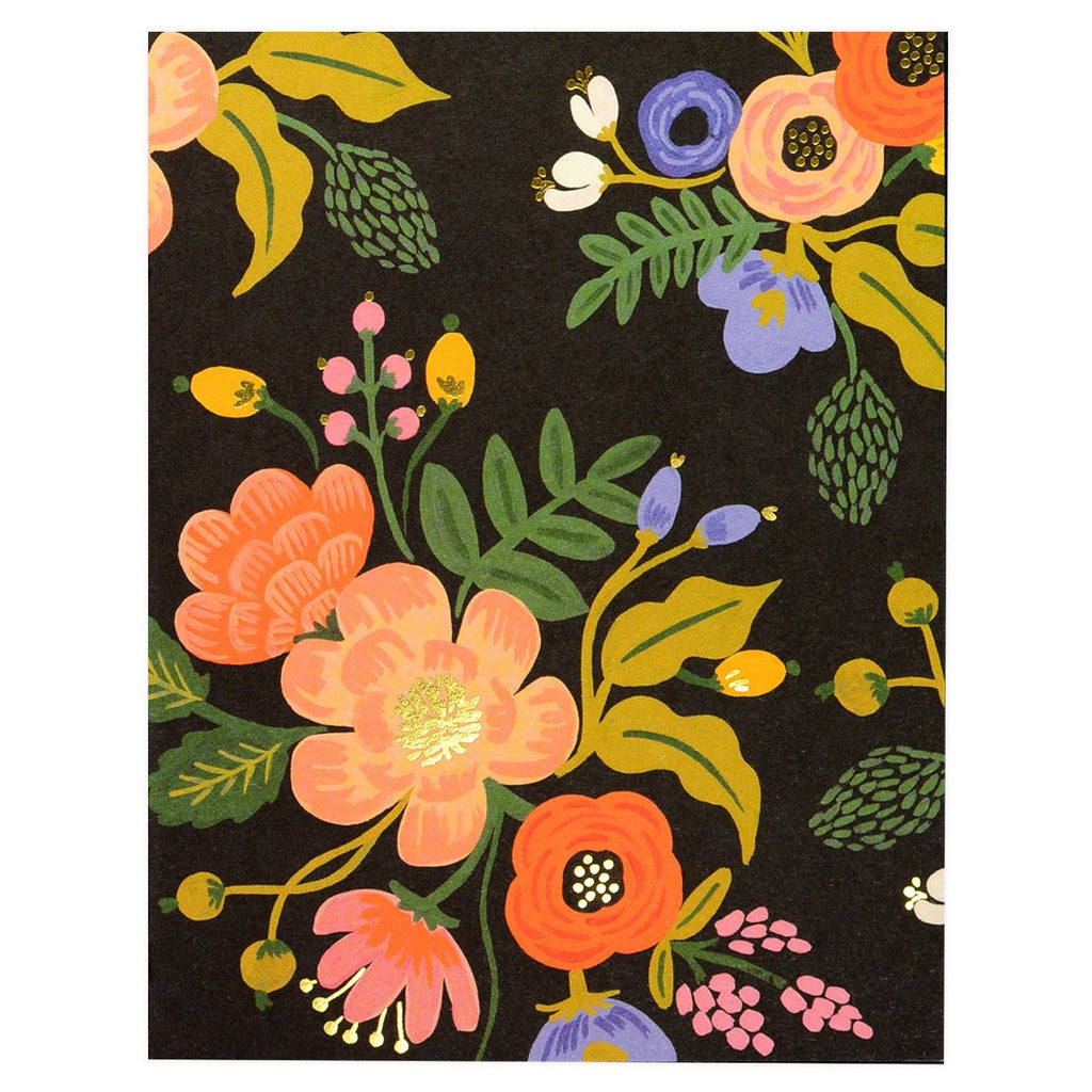 Lively Floral Assorted Folded Note Cards Boxed - GREER Chicago Online Stationery