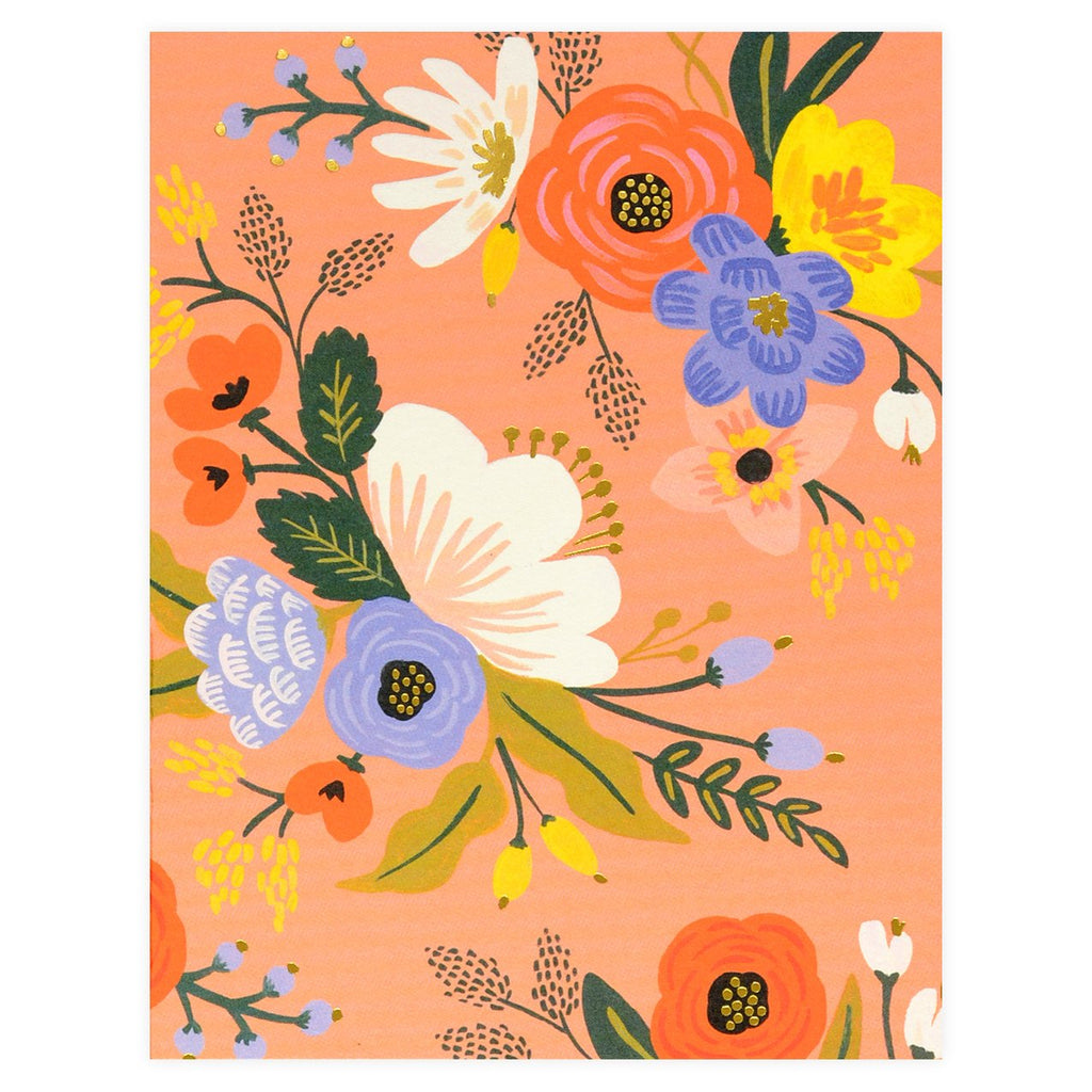 Lively Floral Assorted Folded Note Cards Boxed By Rifle Paper Co. - 1