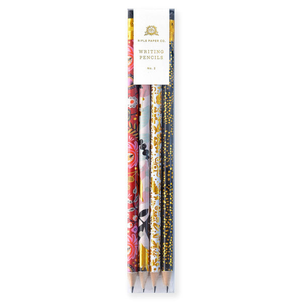 Modernist Pencil Set of Twelve