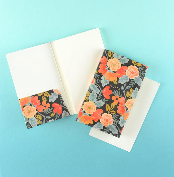 Russian Rose Pocket Notepad By Rifle Paper Co. - 1