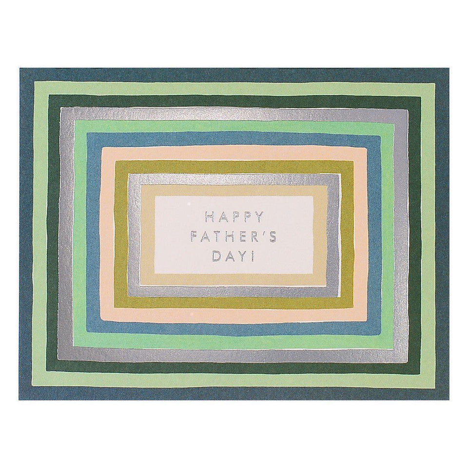 Rifle Paper Co. Striped Father's Day Card