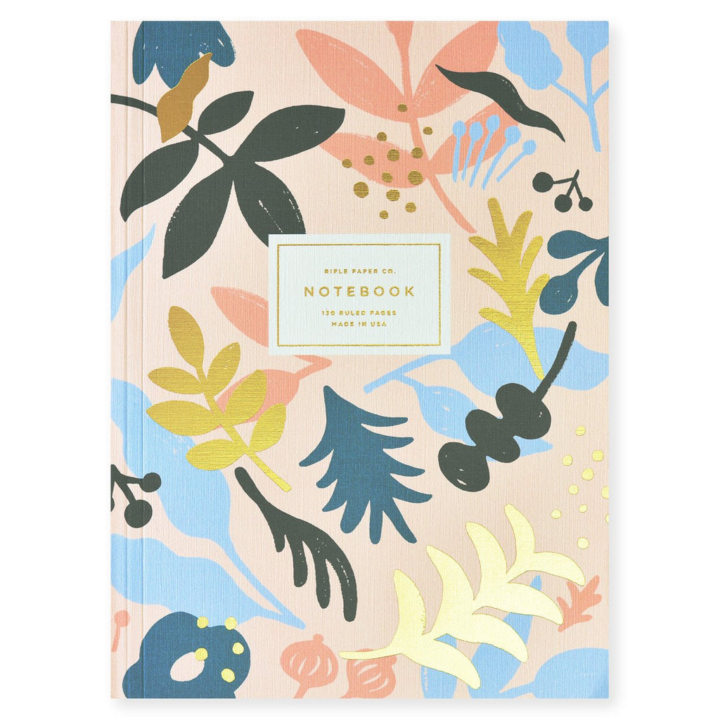 Rifle Paper Co. Sun Print Memoir Notebook - GREER Chicago Online Stationery Shop