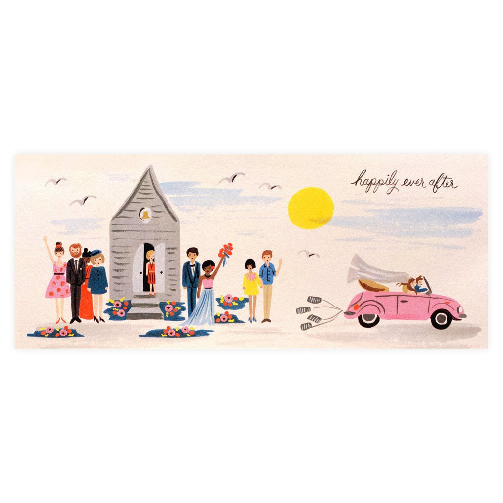 Wedding Send-Off Card By Rifle Paper Co. - 1