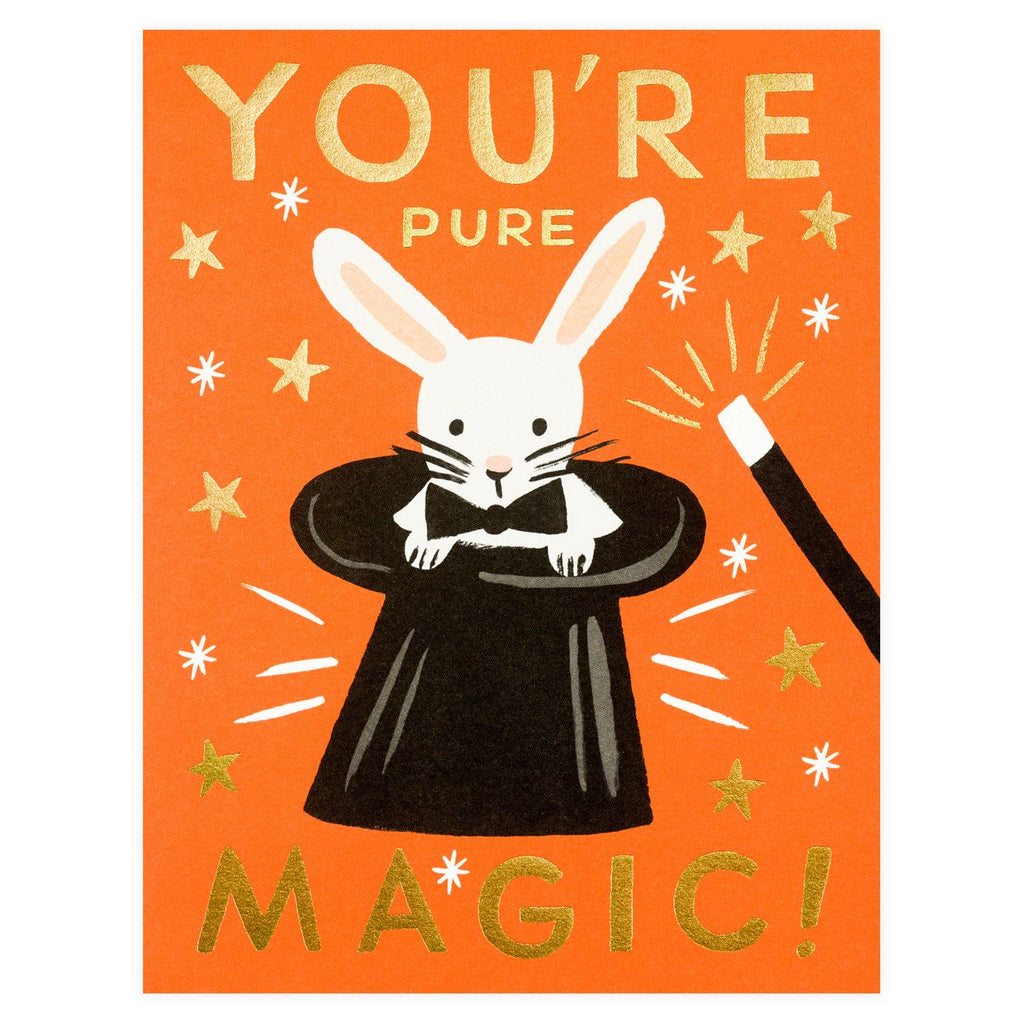 You're Pure Magic Greeting Card By Rifle Paper Co.