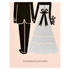 Rifle Paper Co. Congrats Beginnings Wedding Card - GREER Chicago Online Stationery Shop
