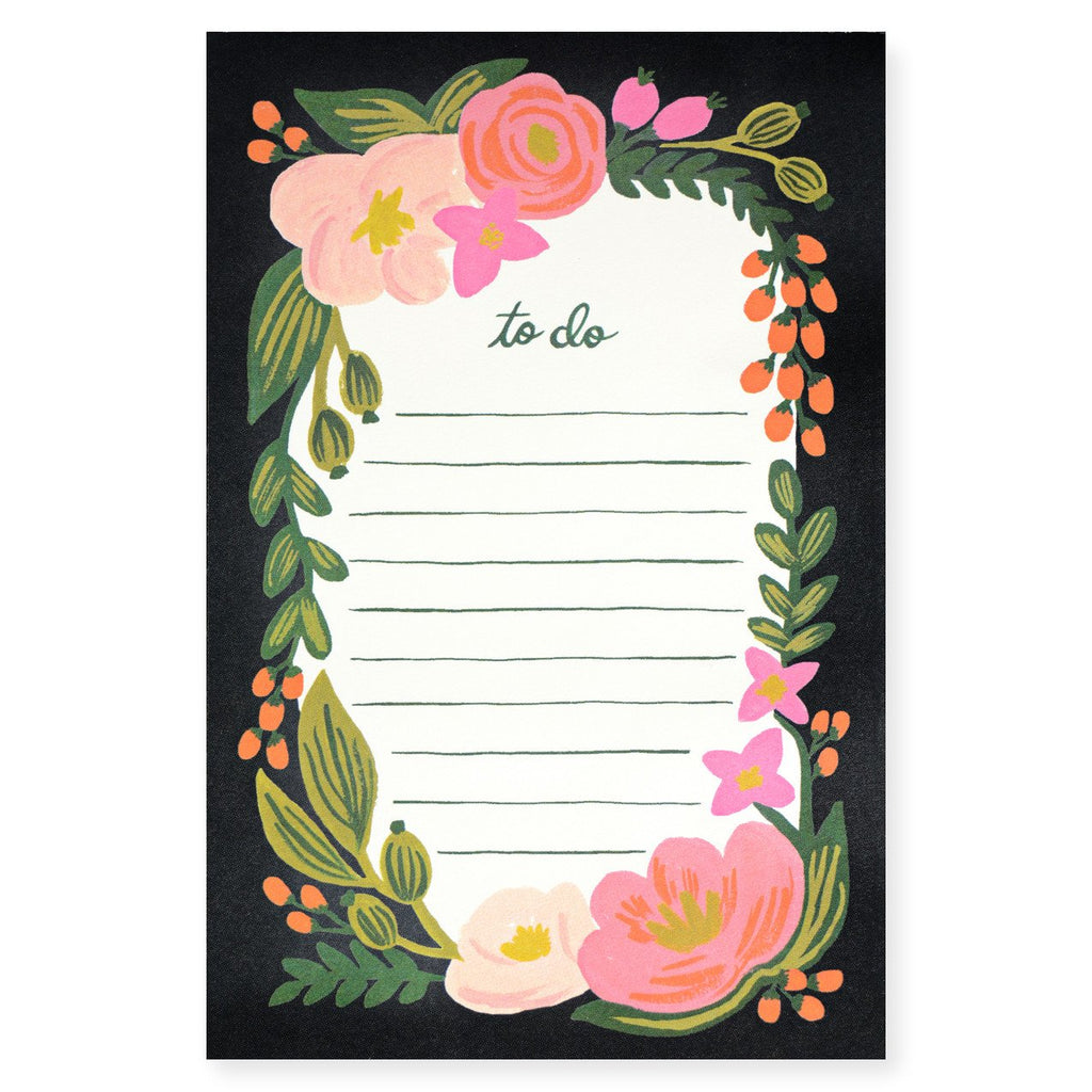 Rosalie Notepad By Rifle Paper Co. - 1