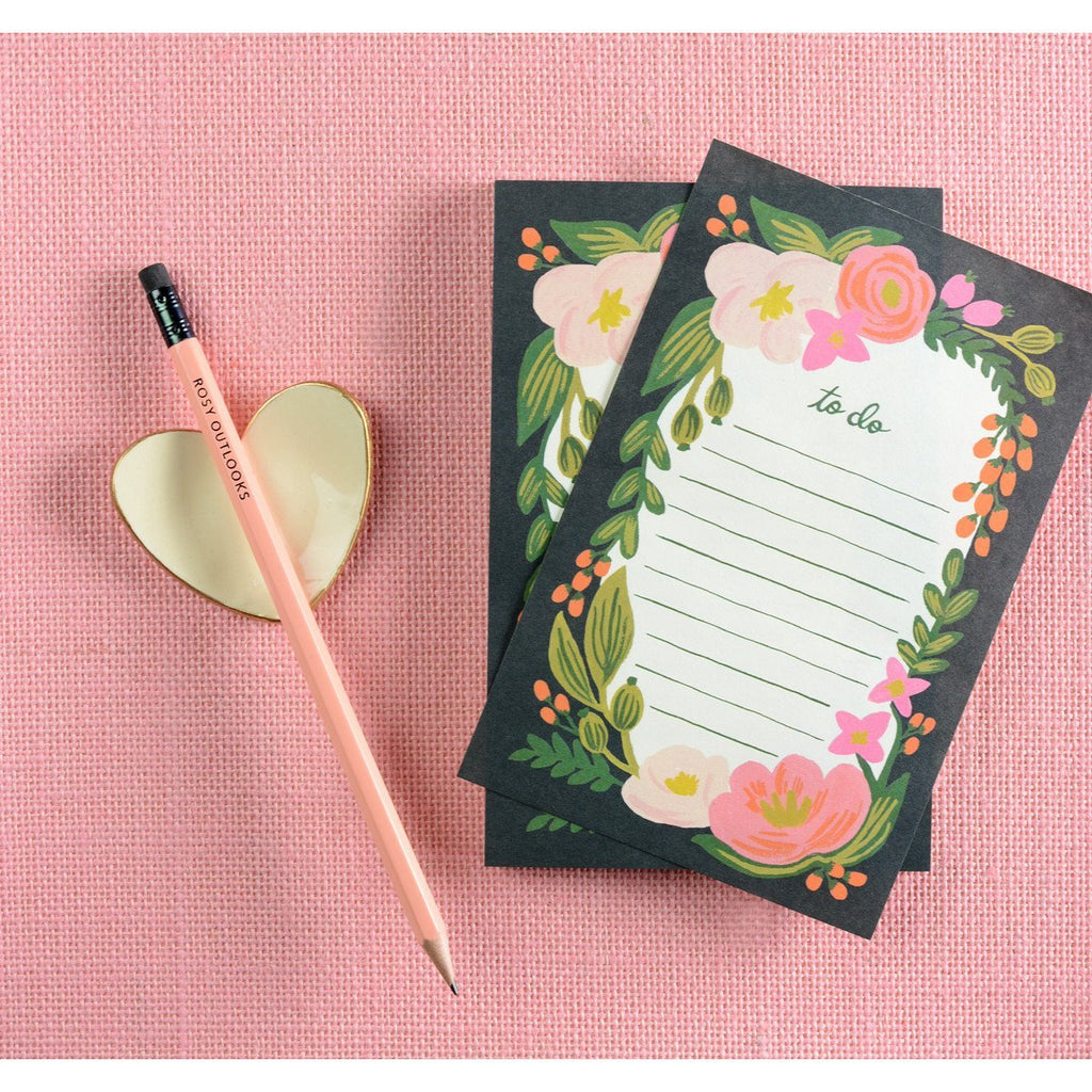 Rosalie Notepad By Rifle Paper Co. - 2
