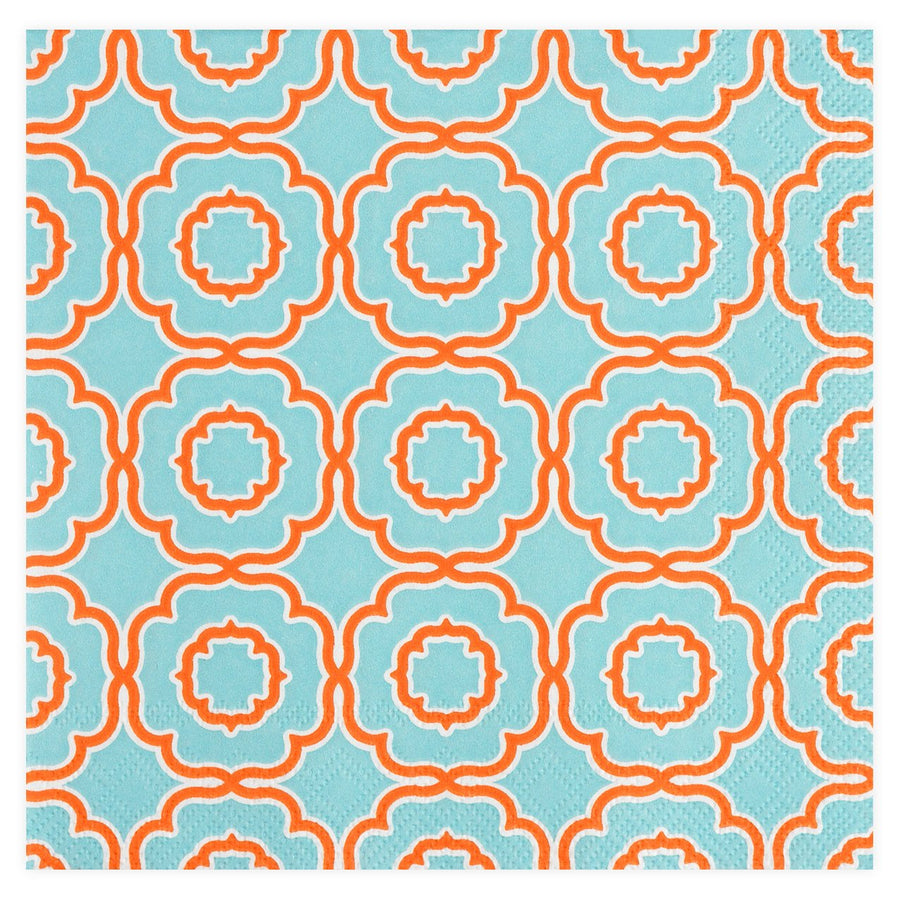 IDR Roseanne Beck Lauren Beverage Cocktail Napkin