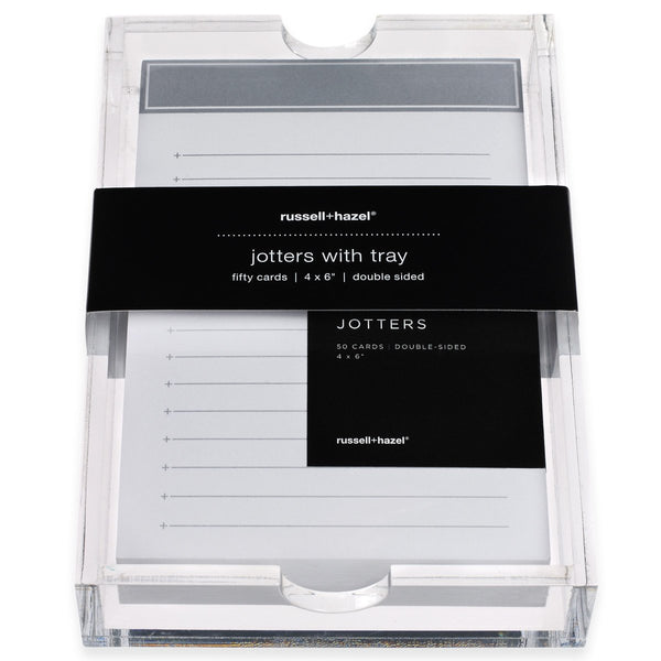 Acrylic Jotter Set - GREER Chicago Online Stationery