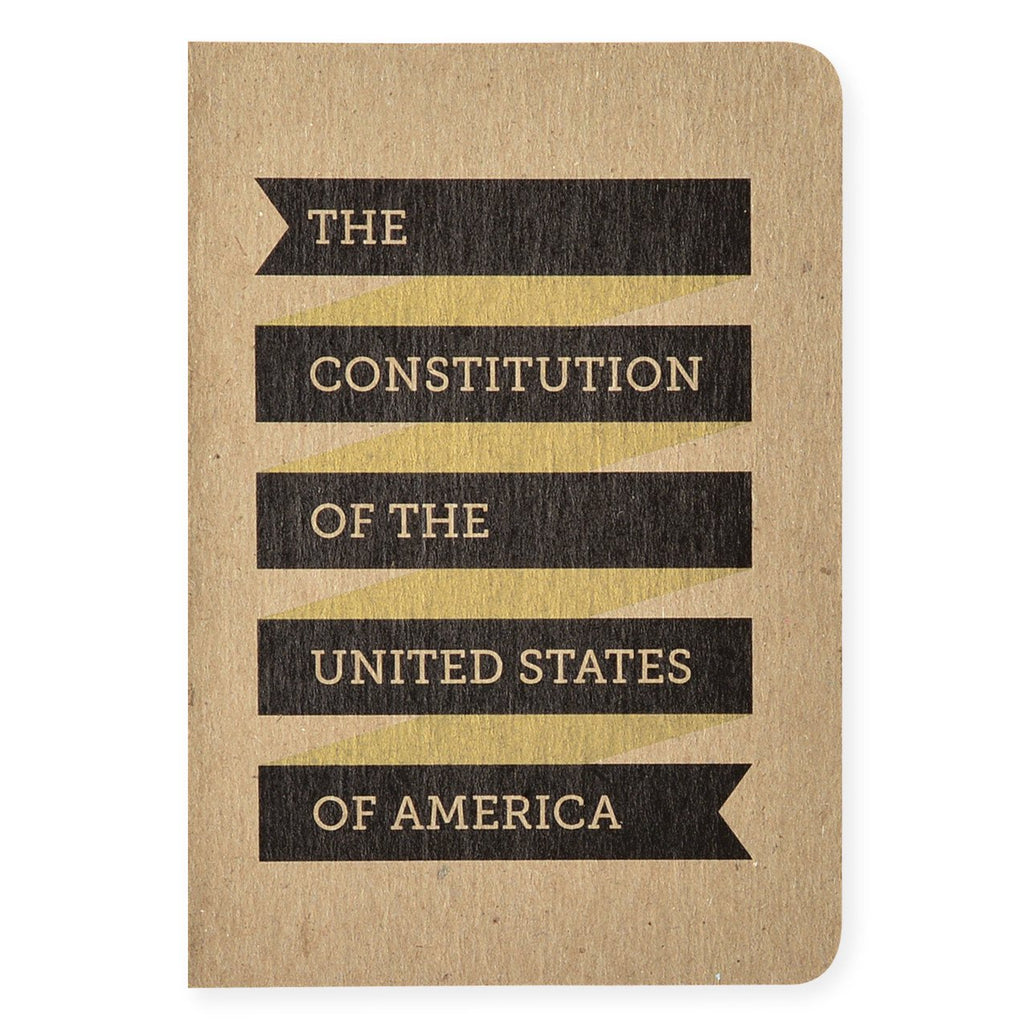 Scout Books Pocket Constitution of the United States of America - GREER Chicago Online Stationery Shop