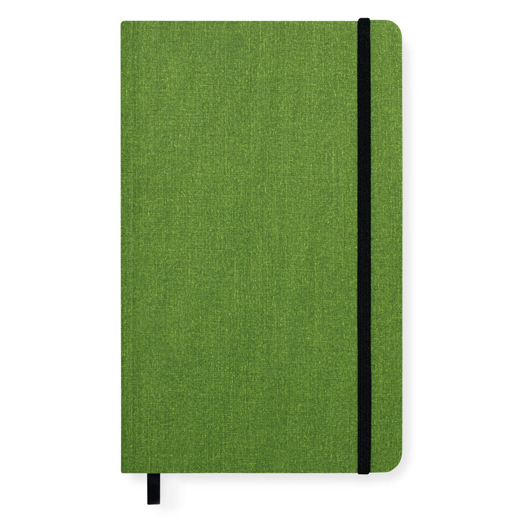 Medium Soft Cover Linen Lined Journal Artichoke By Shinola Detroit - 1