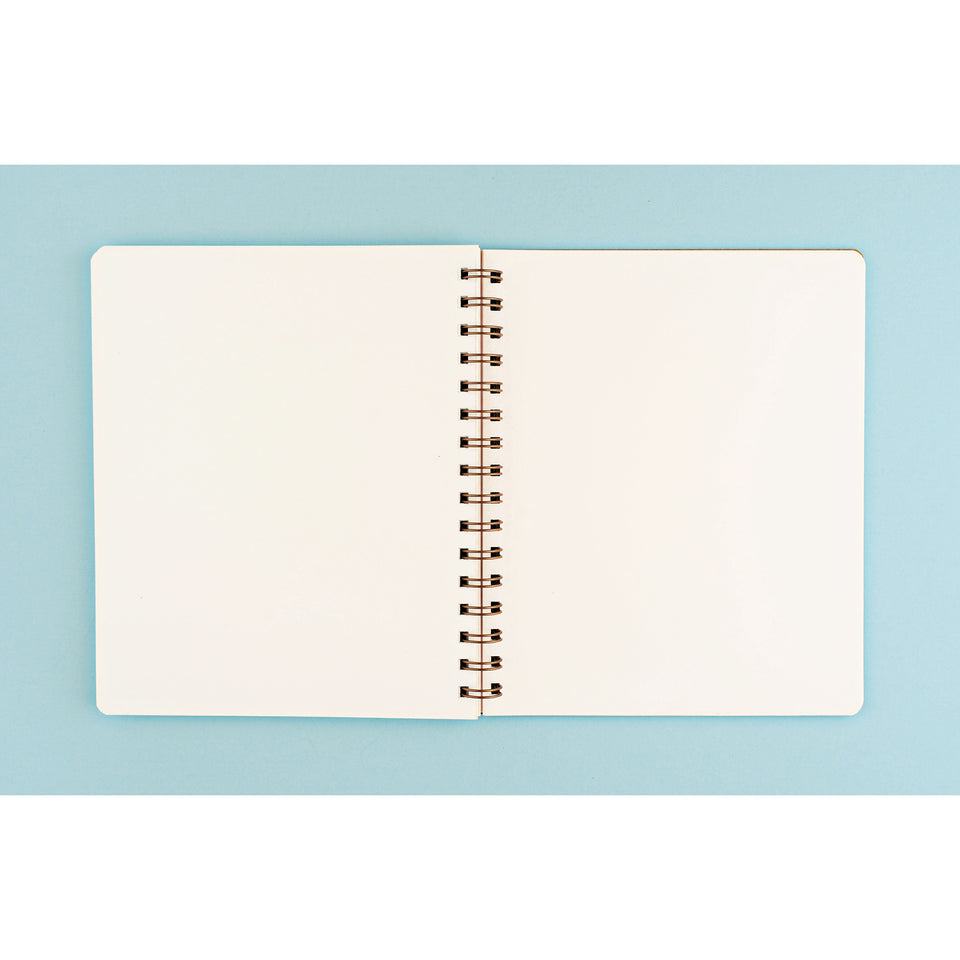 Shorthand Undated Planner | In Five Colors