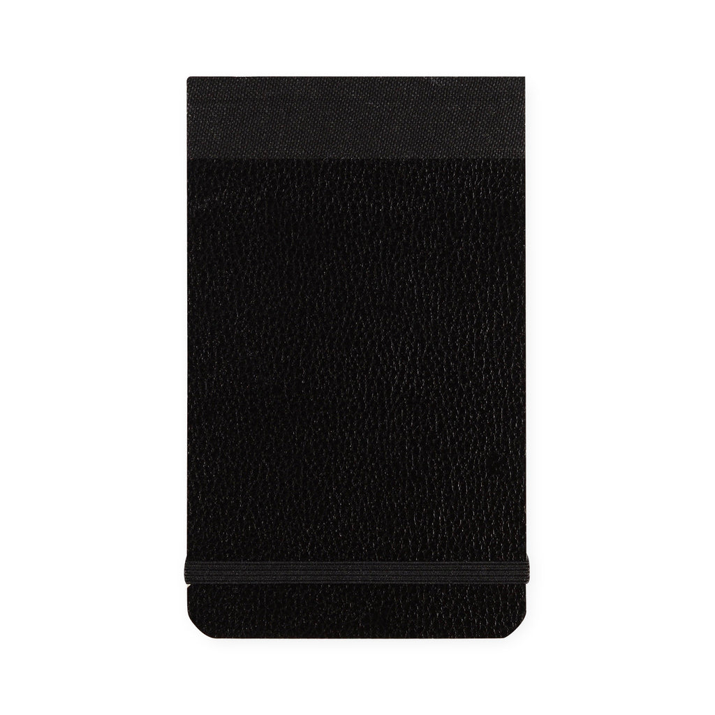 "Silvine Hard Cover ""Police"" Pocket Notepad Elastic Band"