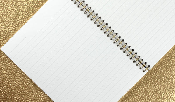 Hana Notebook - GREER Chicago Online Stationery