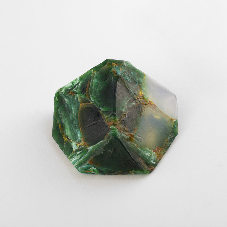 SoapRocks Malachite Soap Rock