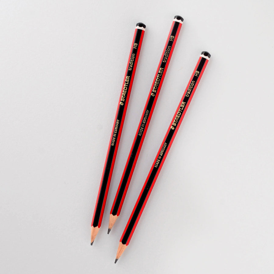 Staedtler Tradition Pencil HB (No.2) Staedtler  - GREER Chicago