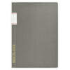 "Stalogy 7 x 10"" Notebook Grey"