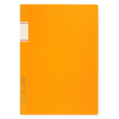 "Stalogy 7 x 10"" Notebook Yellow - GREER Chicago Online Stationery Shop"