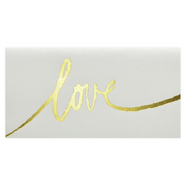 Pretty Love Greeting Card By Sugar Paper LA