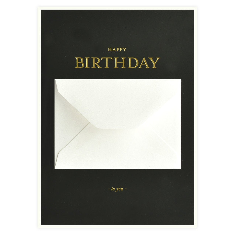 Sugar Paper LA Tiny Birthday Message Greeting Card