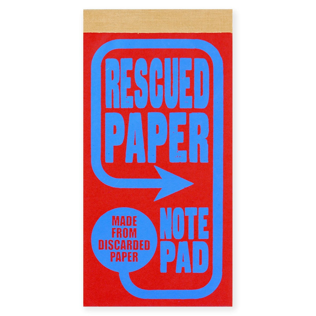 Rescued Paper Notepad
