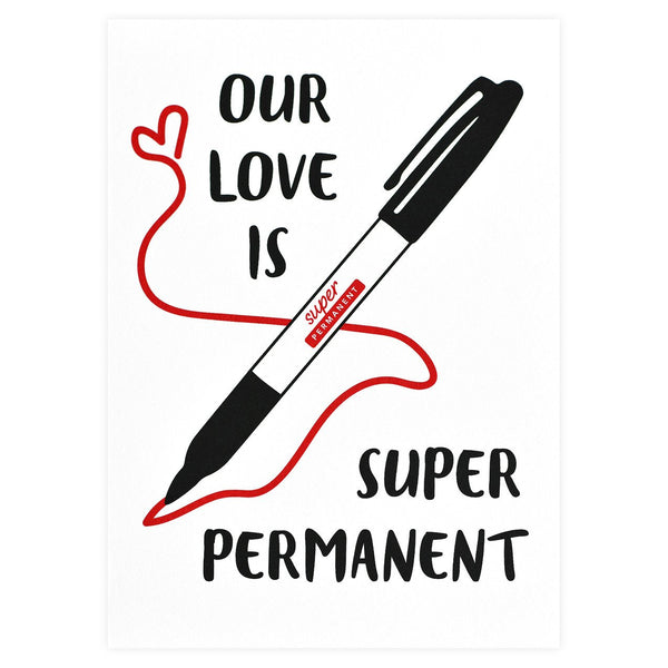 Anne and Kate Super Permanent Greeting Card - GREER Chicago Online Stationery Shop