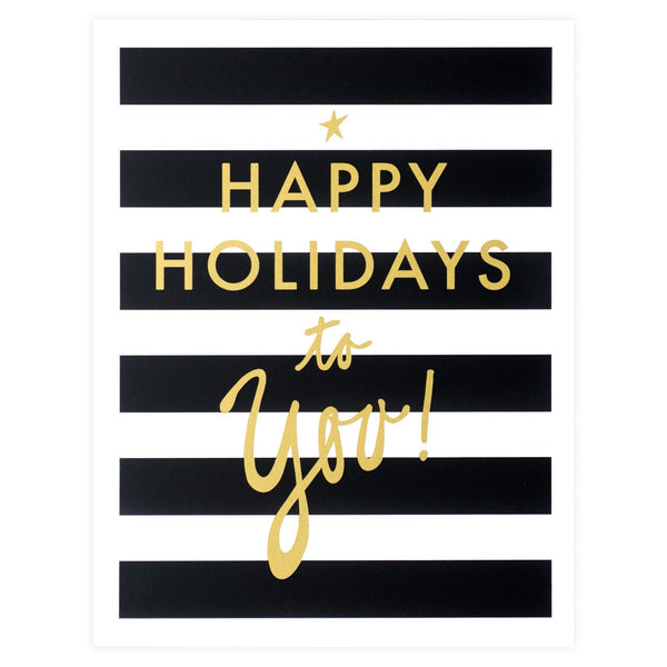 Happy Holidays to You! Boxed Cards By The Paper Cub