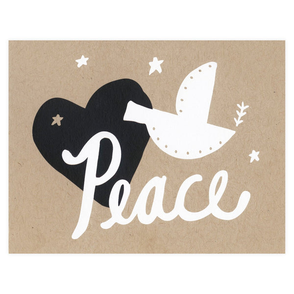 Peace Holiday Boxed Cards By The Paper Cub