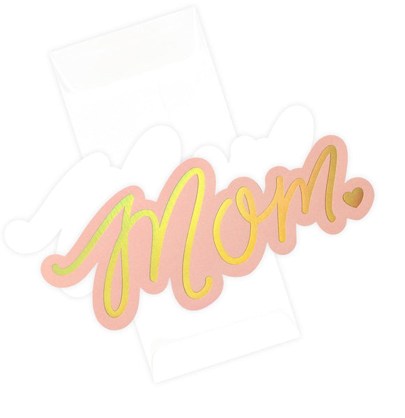 Mom Mother's Day Card - GREER Chicago Online Stationery