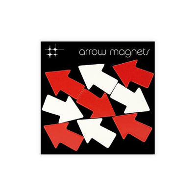 Three By Three Seattle Arrow Magnets - GREER Chicago Online Stationery Shop