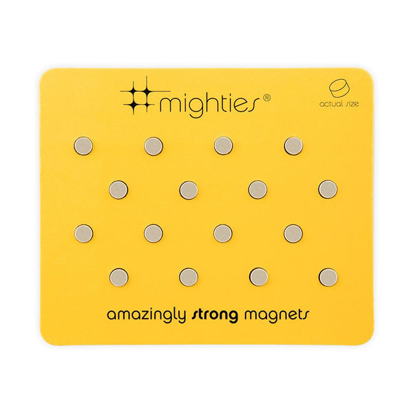 Mighties Magnets By Three By Three Seattle