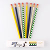 TTLB x Vita Yang 7 Days 7 Boys Pencil Set TOOLS to LIVEBY  - GREER Chicago