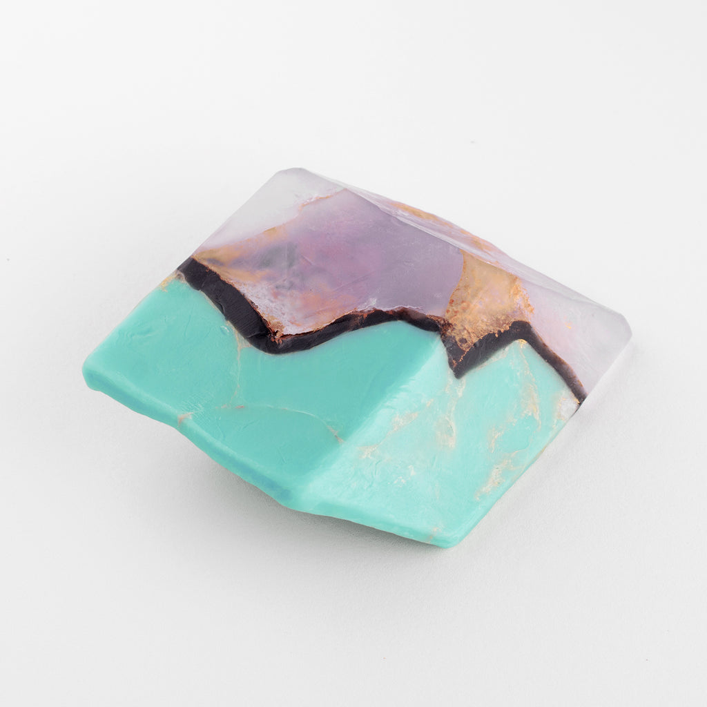 SoapRocks Turquoise Soap Rock