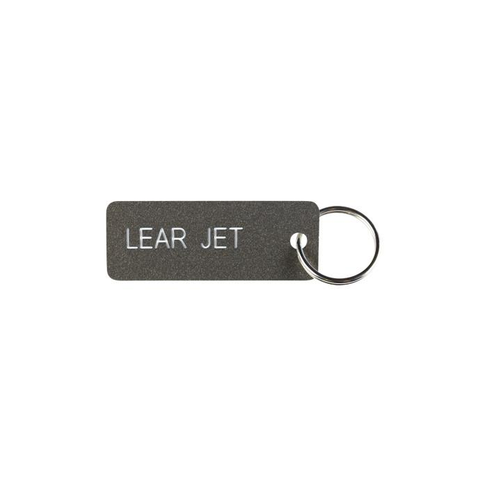 Various Projects Lear Jet Key Tag