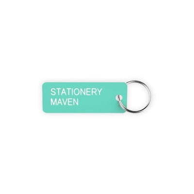 Stationery Maven Key Tag Various Projects  - GREER Chicago