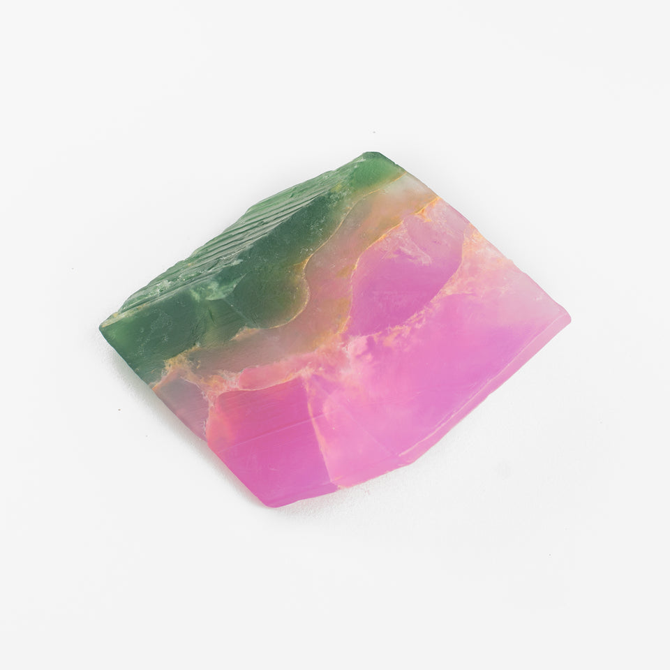 SoapRocks Watermelon Tourmaline Soap Rock