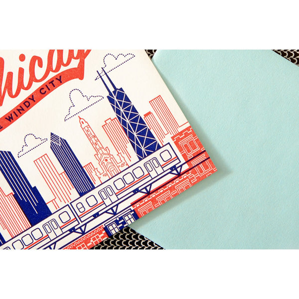 Windy City By Paper Parasol Press - 1
