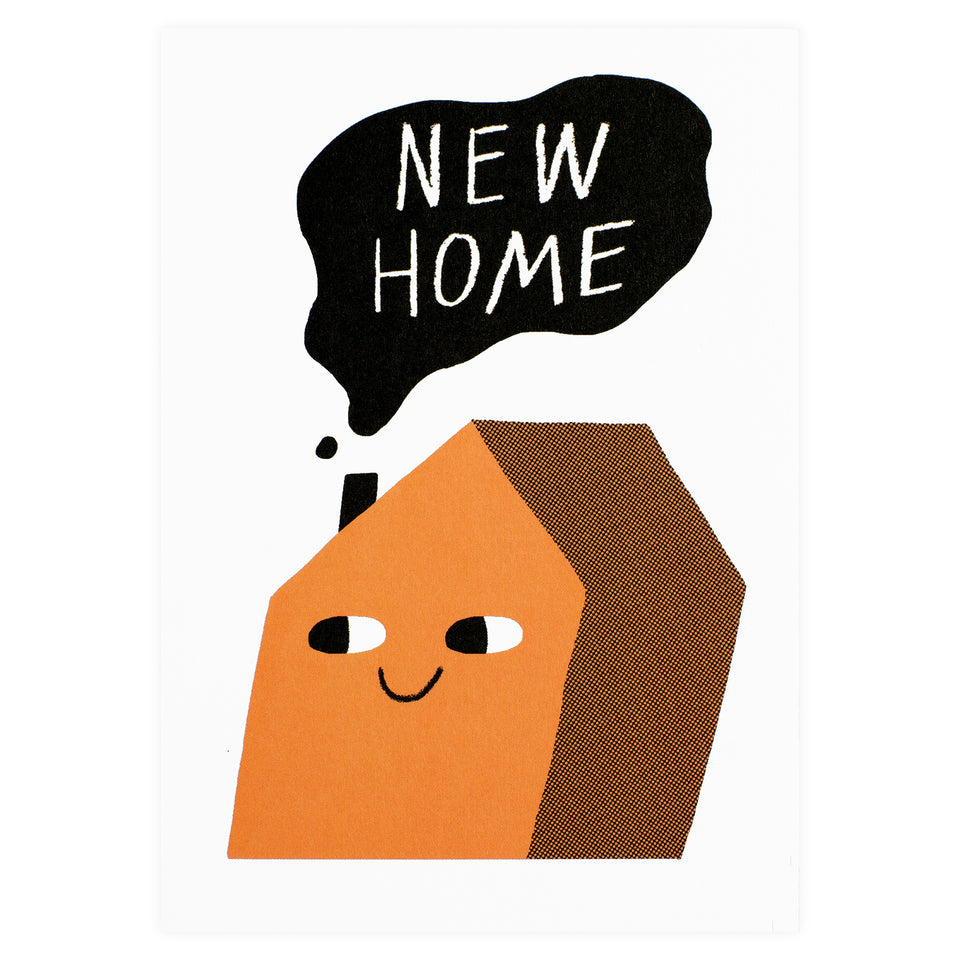 Wrap House New Home Card