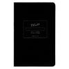 Paper Journal Colors Series | In Three Colors Write Notepads & Co. Carbon Black - GREER Chicago