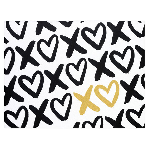 XOXO Boxed Folded Note Cards By Meeschmosh