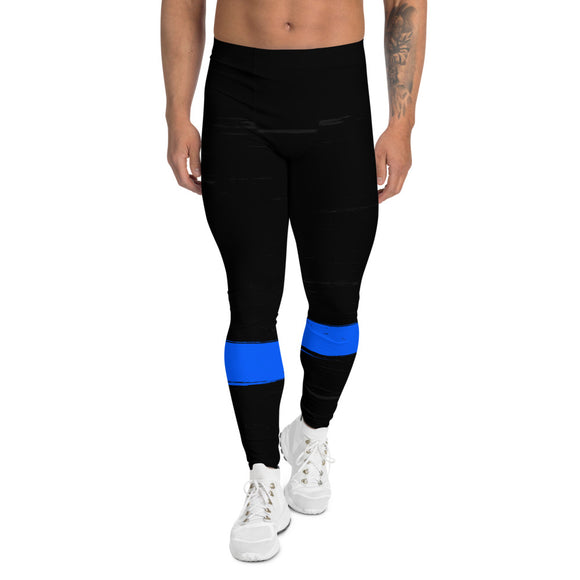 Thin Blue Line leggings