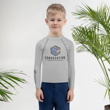 Consecution C Kids Rash Guard