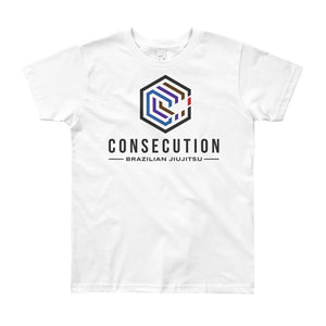 Consecution C Youth Short Sleeve T-Shirt