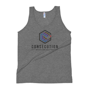 Consecution C Unisex Tank Top