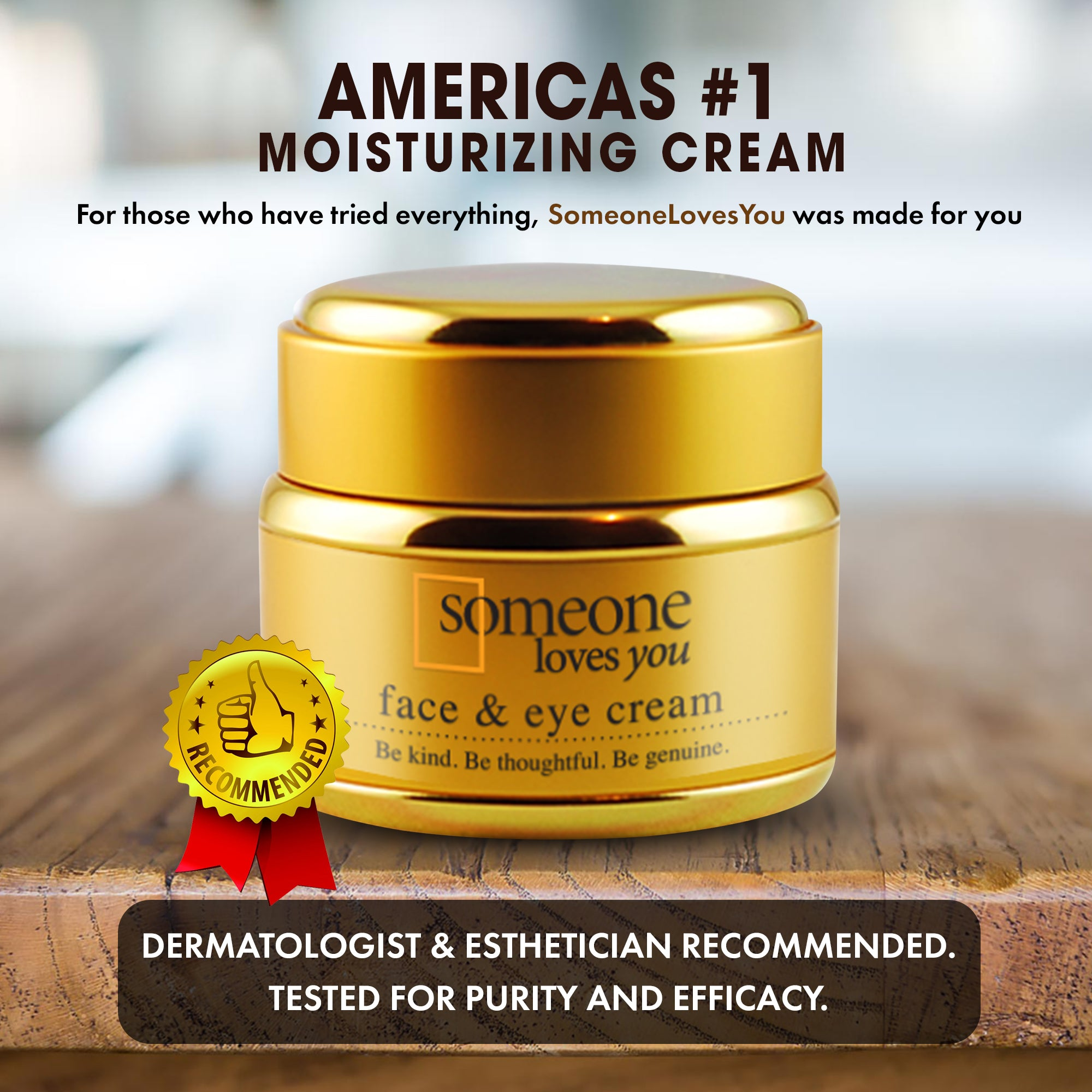 Most popular moisturizer: Smooth over your entire face and body