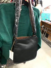 Vegan Leather Crossbody Purse - Haute Stuff Boutique