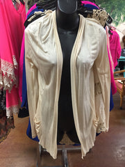 Lightweight Cardigan (Bright Pink, Navy, Mocha, Taupe) - Haute Stuff Boutique